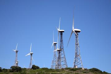 wind mill renewable energy