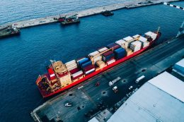 aerial-top-view-of-industrial-cargo-container-ship-JMSGDK9 (2)